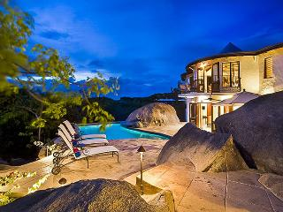 On The Rocks - Ideal for Couples and Families, Beautiful Pool and Beach - Virgin Gorda vacation rentals
