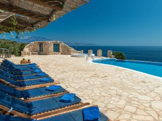 Deep Blue, Sleeps 9 - Korithi vacation rentals
