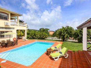 Cozy Villa with DVD Player and Grill - Cap Estate vacation rentals