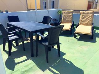 Townhouse with sunny roof terrace - Sliema vacation rentals