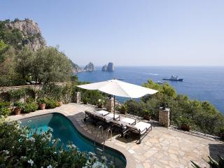 Il Tramonto, Sleeps 8 - Capri vacation rentals