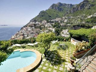 Villa Affresco, Sleeps 14 - Positano vacation rentals