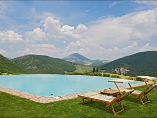 Perfect Villa with DVD Player and Hot Tub in Perugia - Perugia vacation rentals