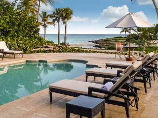 Oceanfront Caleton Villa, Sleeps 9 - Punta Cana vacation rentals