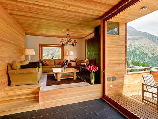 Esprit, Sleeps 8 - Saas-Fee vacation rentals