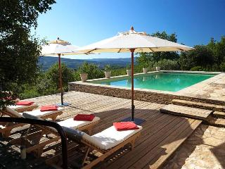 Maison Rouge, Sleeps 13 - Oppedette vacation rentals