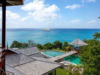 4 bedroom Villa with Television in Marigot Bay - Marigot Bay vacation rentals