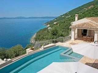 Villa Grillo, Sleeps 6 - Corfu vacation rentals