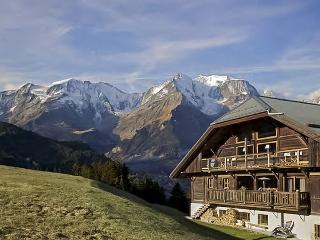 Chalet La Montagne, Sleeps 12 - Megève vacation rentals