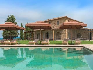 Villa Oddi, Sleeps 12 - Montalcino vacation rentals