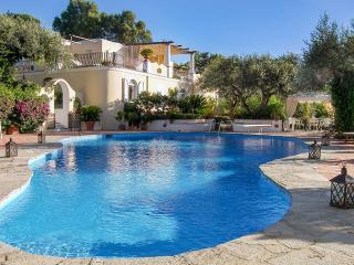 Perfect 2 bedroom Capri Villa with Fireplace - Capri vacation rentals
