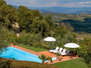 Nice Villa with DVD Player and A/C - Rignano sull'Arno vacation rentals