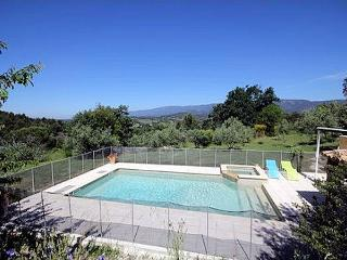 Grambois Vaucluse, Villa 6p private pool, nice view - Grambois vacation rentals