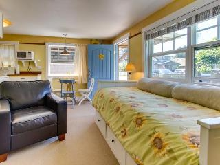 Peaceful and inviting dog-friendly cottage close to beach & town! - Cannon Beach vacation rentals