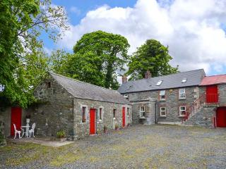 FANE FARMHOUSE, detached, ground floor bedroom, covered BBQ area, near Louth, Ref 20669 - Inniskeen vacation rentals