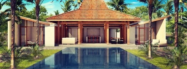 Melaya 1,2&3 3BR Beach Front Villas Private Pool - Image 1 - Melaya - rentals