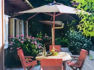 Idyllic house on the lake w garden - Saint-Alban-les-Eaux vacation rentals