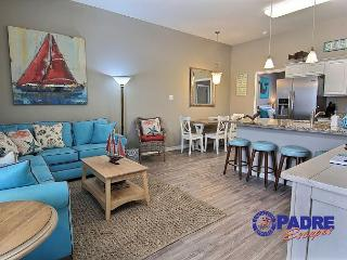 Beautiful All-New 4/3 with a view of the Gulf & Steps from the Beach! - Corpus Christi vacation rentals