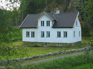 Cottage in the forests near Feda, Norway - Kvinlog vacation rentals