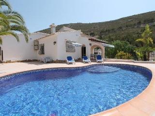 MJ000155 Lovely 3 Bed Villa - Moraira vacation rentals