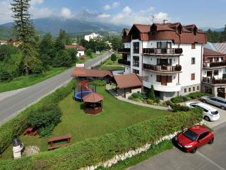 Apartment type B 4+2 Villa Beatrice, T. Lomnica - Tatranska Lomnica vacation rentals