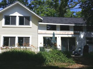 Comfortable Cottage with Linens Provided and Water Views - Newaygo vacation rentals