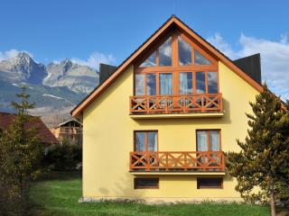 Depandance Magnolia Studio B 3+2 Tatranská Lomnica - Tatranska Lomnica vacation rentals