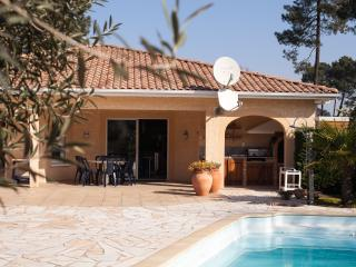 Bright Gujan-Mestras vacation House with Satellite Or Cable TV - Gujan-Mestras vacation rentals