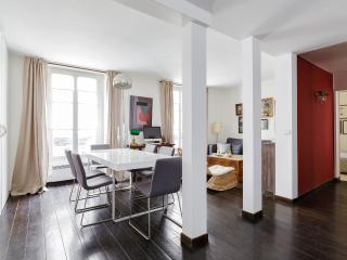 Lovely apartment in the 17th arrondissement - Paris vacation rentals