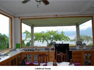 3 bed/2 bath lakefront sleeps 5 on Lake Atitlan - San Lucas Toliman vacation rentals