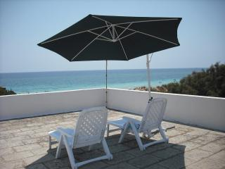 Front beach apartment in Salento - San Pietro in Bevagna vacation rentals