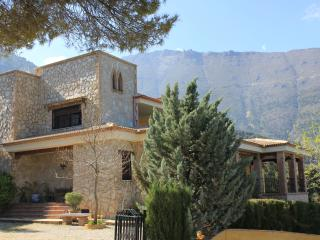 Villa Azuara (three bedrooms) with private pool - Los Villares vacation rentals