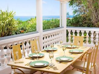 Villa Alexambre:Caribbean style villa, Orient Bay Beach | Island Properties - Saint Martin-Sint Maarten vacation rentals