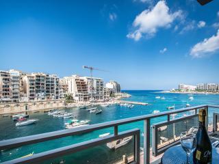 Marvelous Spinola Seaview Apartment - Sliema vacation rentals