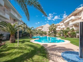 Perfect Apartment with Internet Access and A/C - Javea vacation rentals