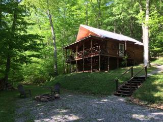 Bright 2 bedroom Monterville Cabin with Deck - Monterville vacation rentals
