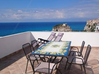 Tropea Penthouse Panorama View - Tropea vacation rentals