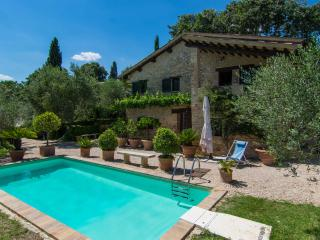 Private Umbrian Villa near historic Montefalco - Montefalco vacation rentals
