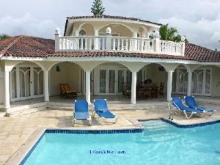 Confers Beach 4 Bedroom Crown Villa - Puerto Plata vacation rentals