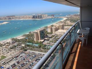 Full Sea View 2-BR Princess Tower #PRT32 - Dubai vacation rentals