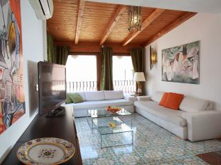 Luxury House Taormina center, terrace, views, pool - Taormina vacation rentals