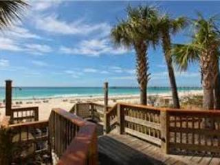 Calypso 503 W-1 Bed w/Bunks-Sleeps 6-Gulf Front-Beach Chairs for 2016 - Panama City Beach vacation rentals