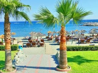 SEA VIEW 2 bedroom with pool, 100m. to sandy beach - Limassol vacation rentals