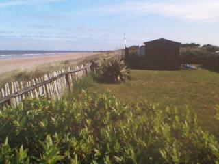 Holiday Home with Log Cabin & Direct Beach Access - Skegness vacation rentals