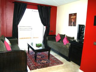 Amazing apartment with large terrace - Casablanca vacation rentals