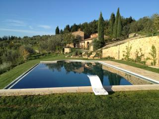 Beautiful Tuscan farmhouse in the heart of Chianti - Greve in Chianti vacation rentals