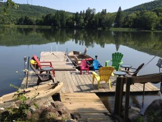 Mont Tremblant Chalet Amenities+Now Bkg Ski & Fall - Mont Tremblant vacation rentals