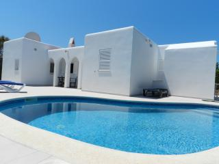 Beautiful villa newly tiled inside and outside. - Cala Blanca vacation rentals