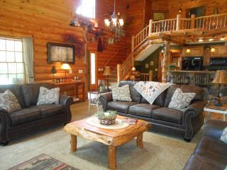 Rustic Lodge (rates based on 6 guest) ID required - Shell Lake vacation rentals