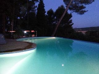 160 m² dans parc 4 ha avec pisc/spa/sauna/hammam.. - Mas-Saintes-Puelles vacation rentals